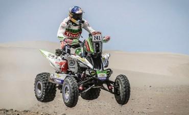 Casale ganó el Dakar en Quads y los argentinos completaron el podio
