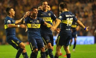 En la vuelta de Tevez, Boca venció a Colón y se escapa en la punta de la Superliga