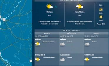 Enero se despide con altas temperaturas y febrero comenzaría con más calor