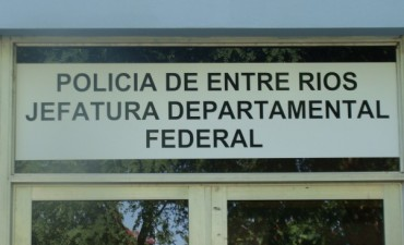 La Policía diagrama la seguridad para el Festival del Chamamé en Federal.