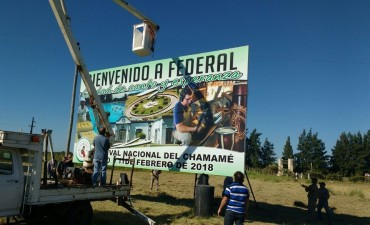 Ultima presentación oficial del Festival en Parana