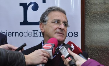 Benedetto confirmó el inicio de obra Cañada Los Tigres y próximamente la del Ex Hospital de Federal.
