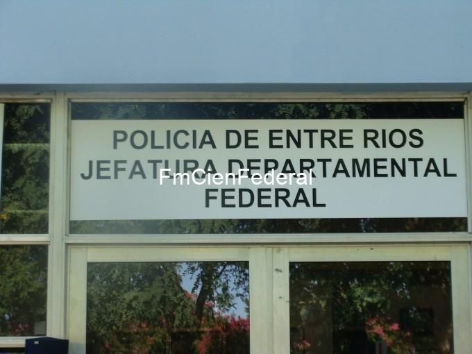 Hechos policiales en el Departamento Federal