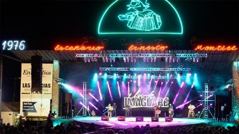 Dieron a conocer la grilla completa del 44º Festival Nacional del Chamamé