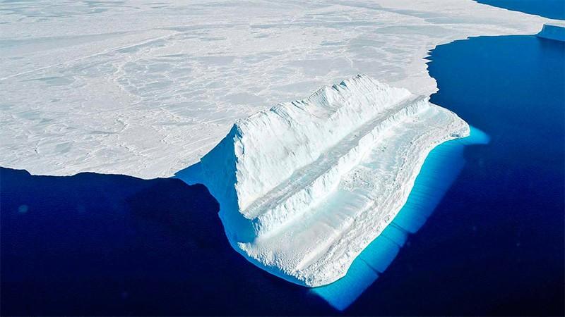 La Antártida pierde seis veces más hielo que hace 40 años