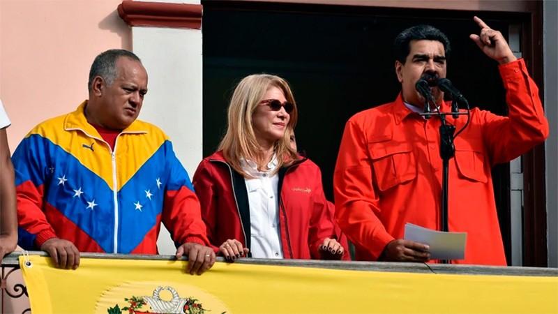 Maduro rechazó la autoproclamación del titular de la Asamblea Nacional