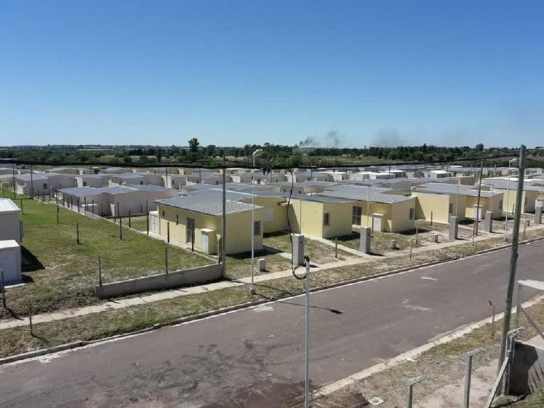 Licitarán 115 viviendas en seis localidades entrerrianas. 16 en Federal