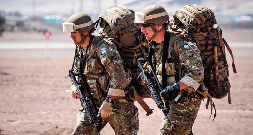 Fuerzas Armadas: Proyectan crear un equipo de 10.000 reservistas civiles