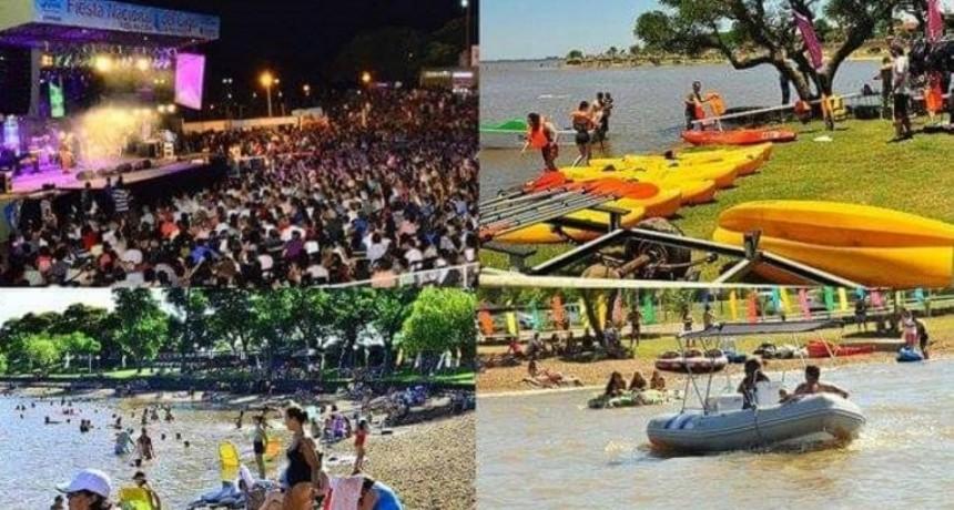 Federación se prepara para la Fiesta Nacional del Lago con muchos atractivos