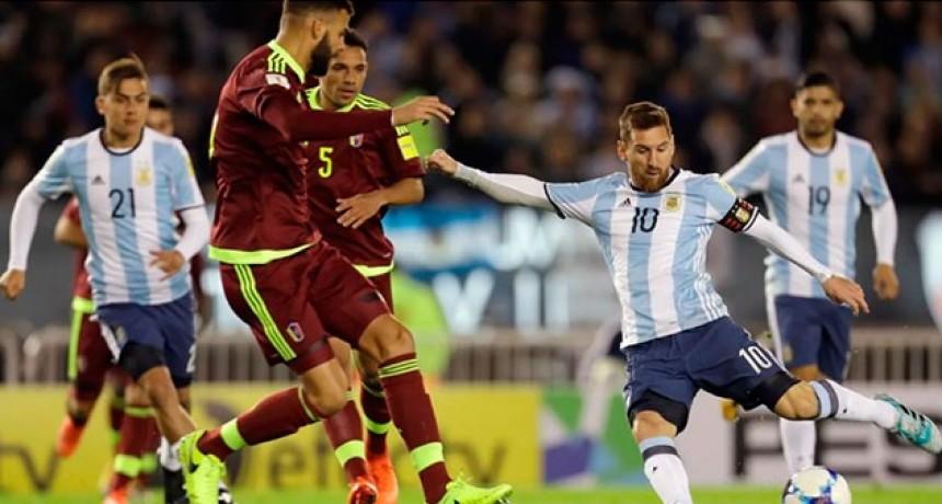 Argentina tiene rival para la posible vuelta de Messi a la Selección