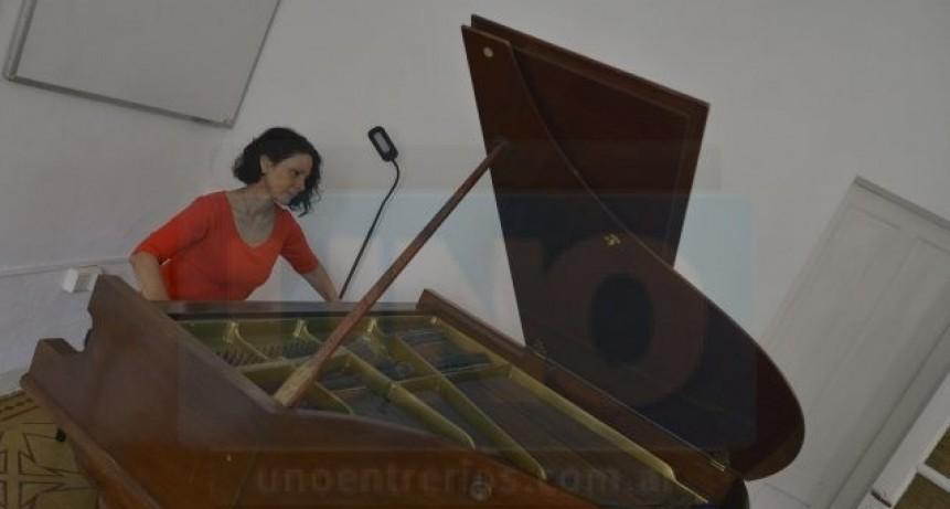 Silvia Teijeira, pianista sin prejuicios y chamamecera desde la cuna