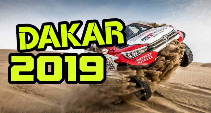Con poca presencia argentina, comienza en Lima el Rally Dakar