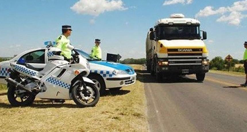 Las multas ya no se pagan con dinero en los puestos camineros