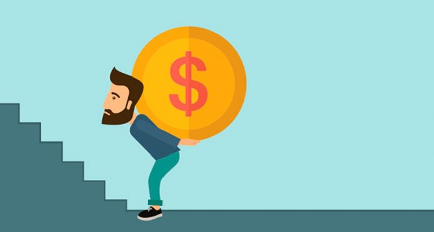 Hombres jóvenes y solteros, fueron los que más los más se endeudaron en el 2018
