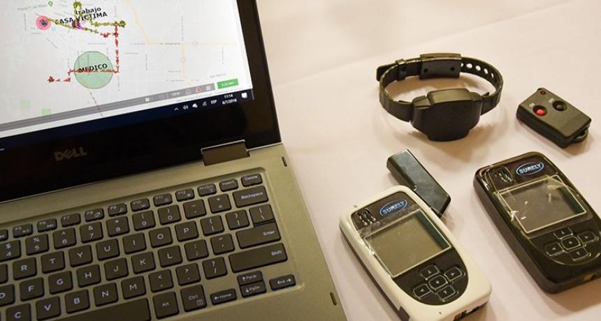 Desde este lunes implementarán el sistema de monitoreo para pulseras duales