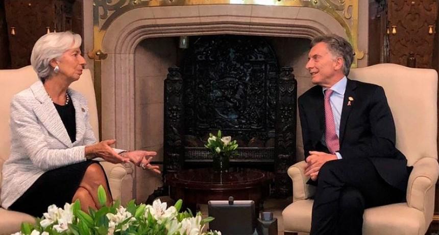 Argentina deberá devolverle US$ 45.000 millones al FMIi en 2022 y 2023