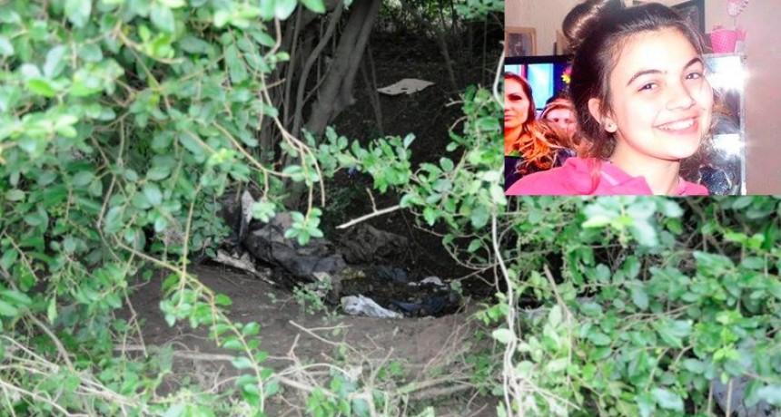 Detalles de la autopsia: Agustina quiso defenderse y fue semienterrada con vida