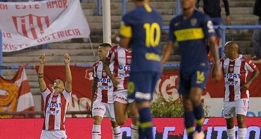 En Mar del Plata, Unión derrotó a Boca en el debut de Gustavo Alfaro como entrenador