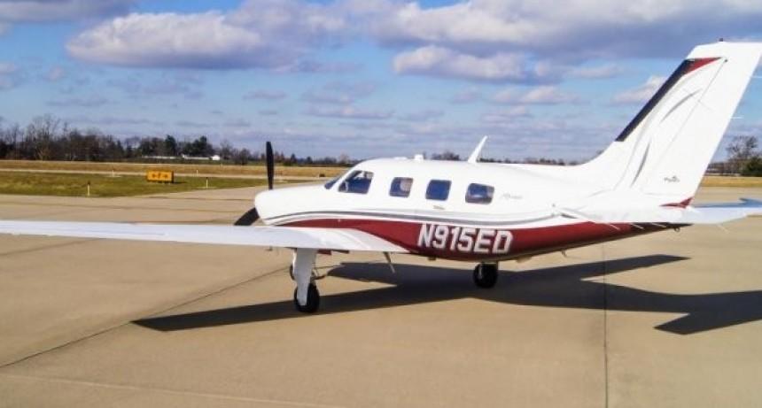 Incesante búsqueda: cómo es el avión en el que volaba Emiliano Sala