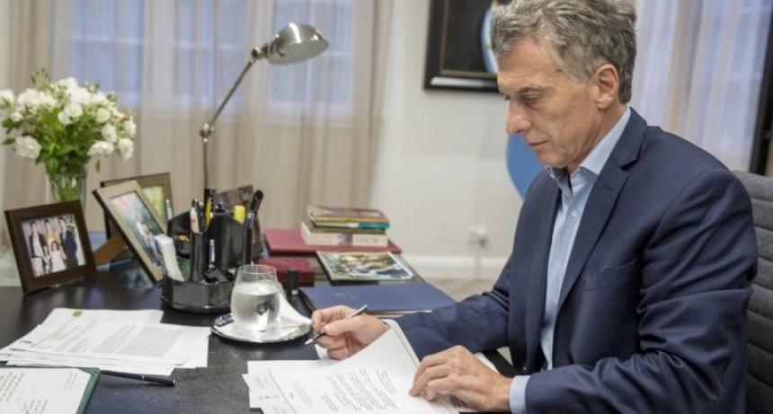 Extinción de dominio: las 7 claves de la norma firmada por Macri