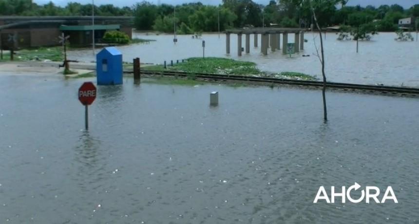 Por las inundaciones, decretan la emergencia para el Litoral y el NOA