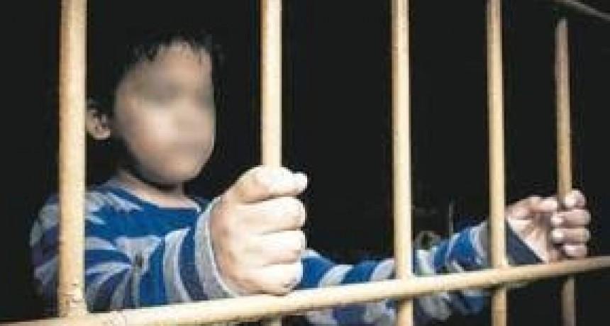Por qué no meter presos a pibes de 15 años