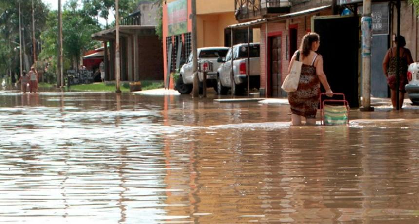 Explican a qué se deben las lluvias e inundaciones registradas en el Litoral