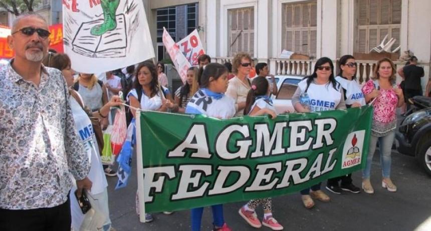 Dos seccionales de Agmer apuran la convocatoria a plenario
