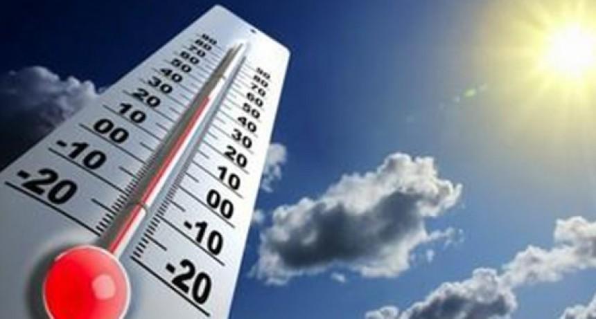 El calor no cede: Pronostican 35 grados y elevada sensación térmica