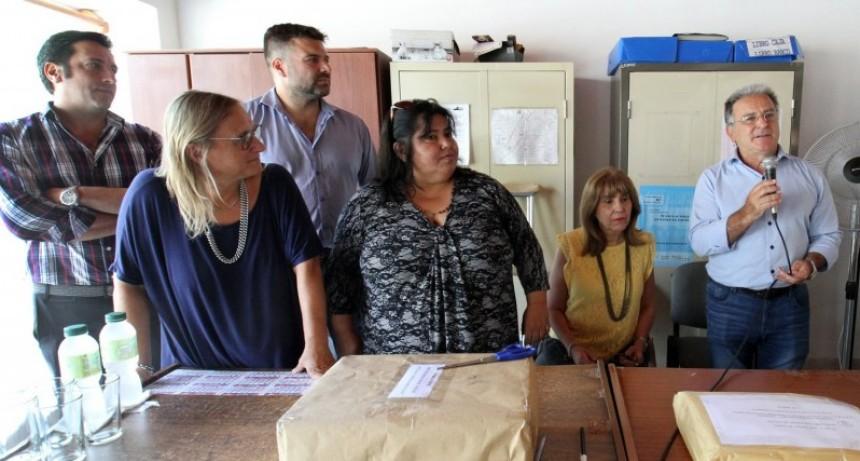 Tres empresas presentaron sus ofertas para el nuevo edificio del Copnaf en Federal
