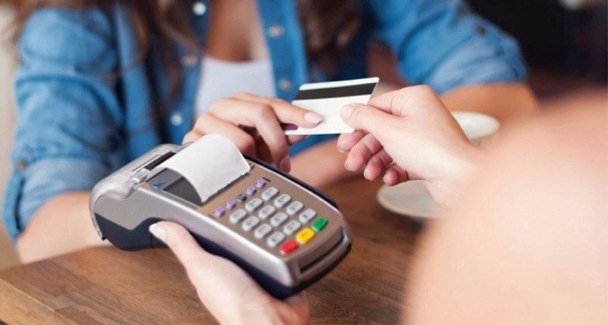 Las propinas se podrán pagar con tarjeta de crédito y débito