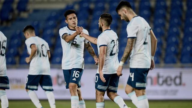 Argentina comenzó el Preolímpico con un triunfo ante Colombia