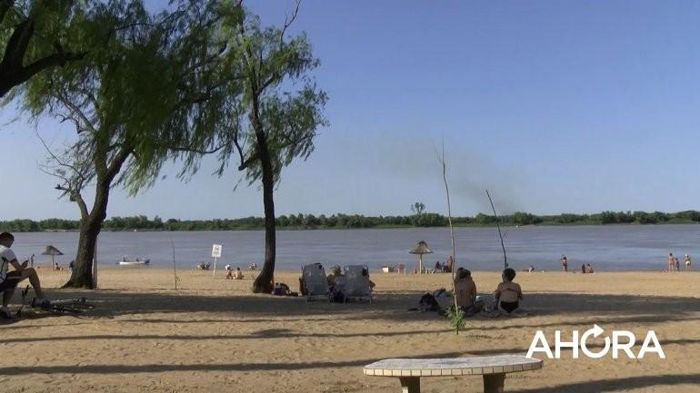 Un informe anticipa alerta amarilla por calor el fin de semana en Entre Ríos