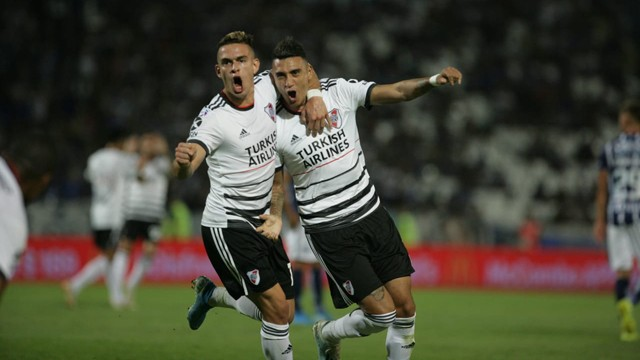 River derrotó a Godoy Cruz en Mendoza y tomó la punta en soledad de la Superliga