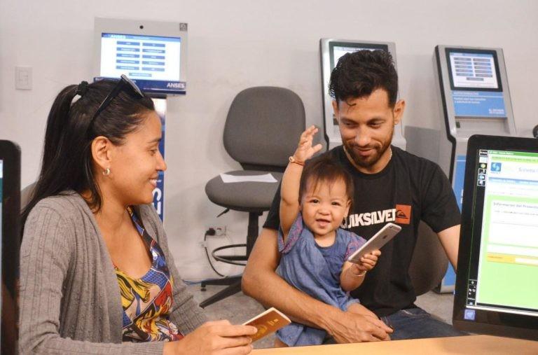 Anses paga asignaciones familiares por matrimonio, nacimiento y adopción