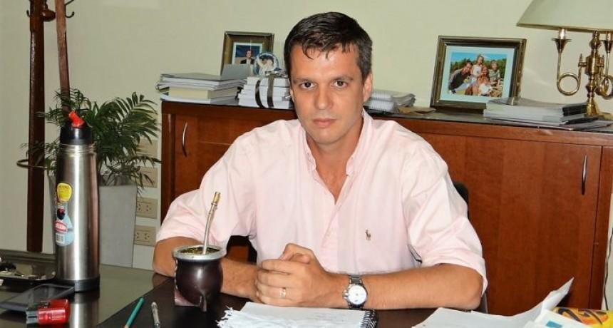 El intendente de Concordia pedirá licencia para ocupar un cargo nacional