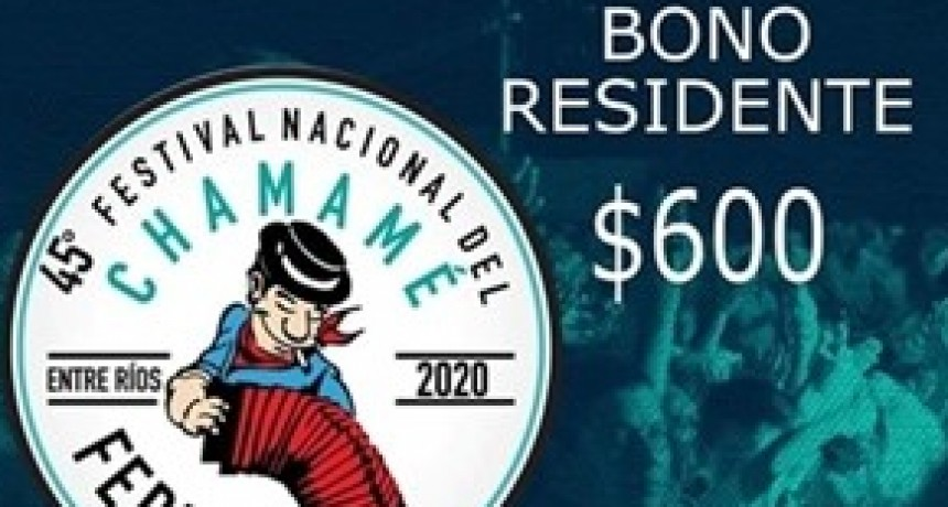 A la venta el Bono para Residentes para el próximo Festival