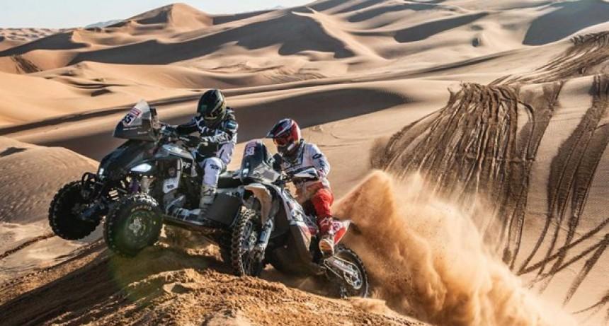 Dakar: Se disputó la penúltima etapa del rally y los lideres acarician la gloria
