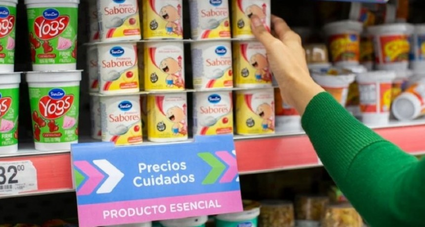 Precios Cuidados: se formalizó acuerdo con grandes supermercados