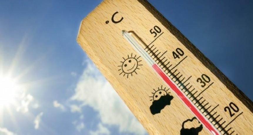 Agobiante y sin lluvias: Ola de calor afectará Entre Ríos y otras provincias