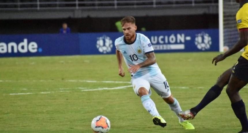 Argentina venció a Ecuador y se clasificó al cuadrangular final