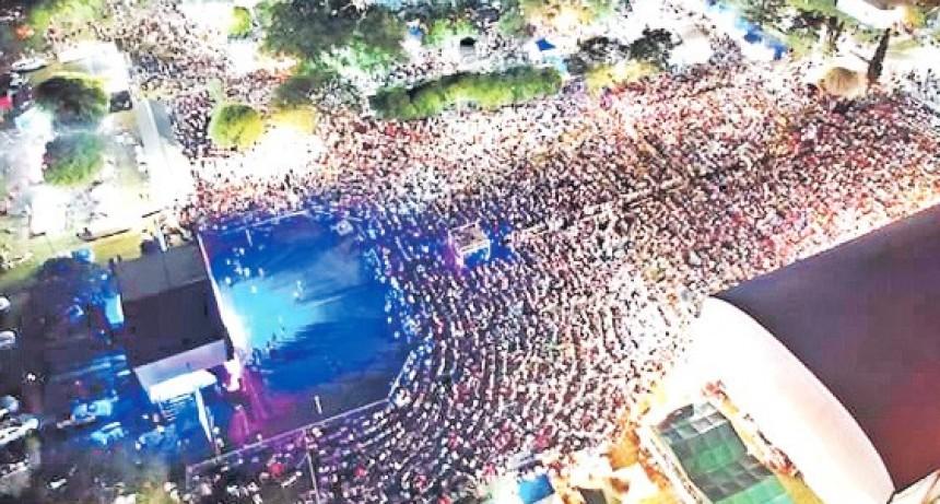Un éxito es la síntesis de la Fiesta Provincial del Pan Casero