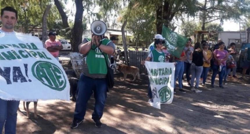ATE apura las paritarias en los municipios