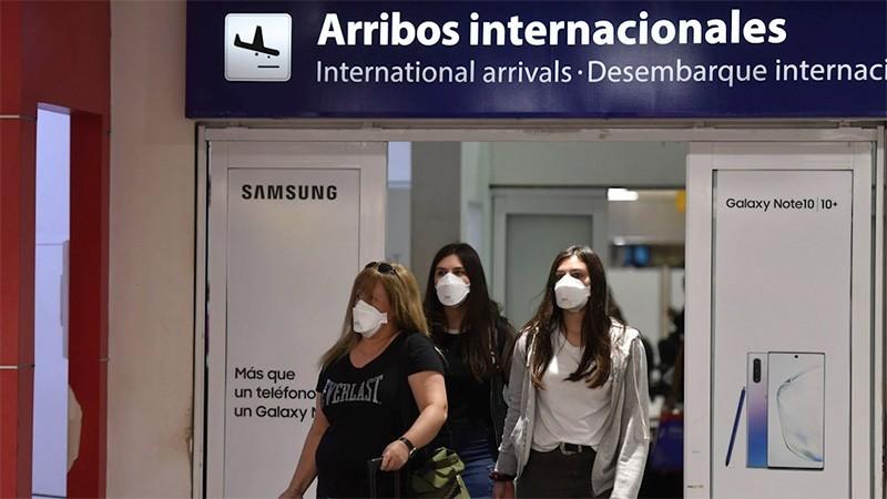 Coronavirus: evalúan cerrar el aeropuerto de Ezeiza para vuelos internacionales