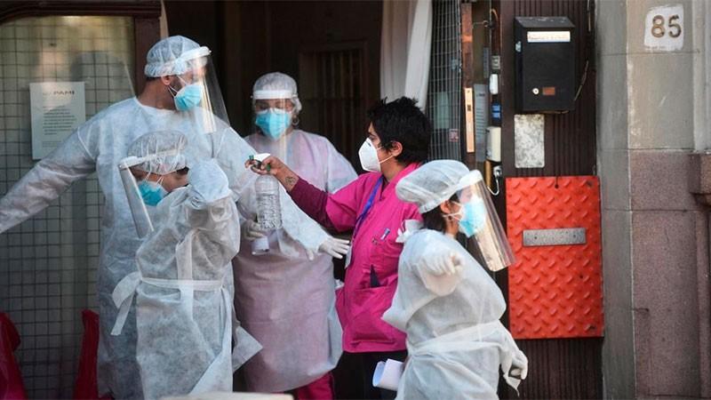 Informaron 194 muertes y 13.783 nuevos contagios por covid-19 en Argentina