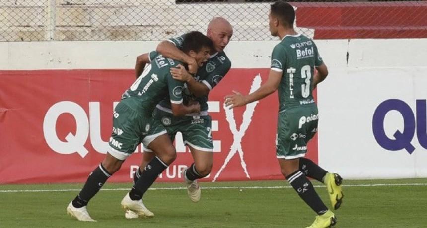 Con tres entrerrianos y dos ex Patronato, Sarmiento de Junín ascendió a Primera División
