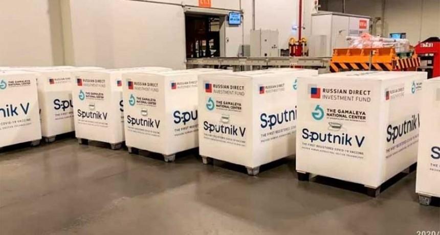 Autorizan el almacenamiento de la Sputnik V a temperaturas de entre 2 y 8ºC