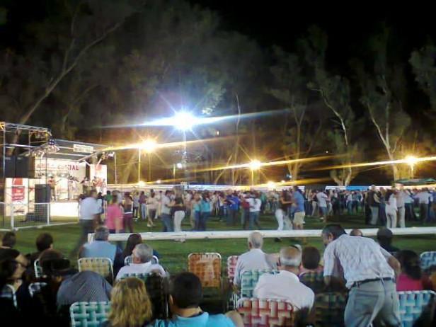 Llego el sábado 1ro de febrero y las bailantas más famosas del país comenzaron a puro Chamamé