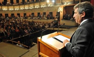 Sergio Urribarri abre las sesiones el 15 de febrero