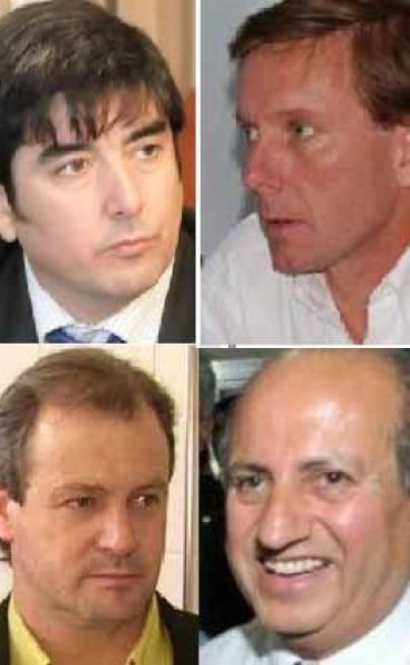 Los Intendentes Justicialistas y el sucesor de Urribarri